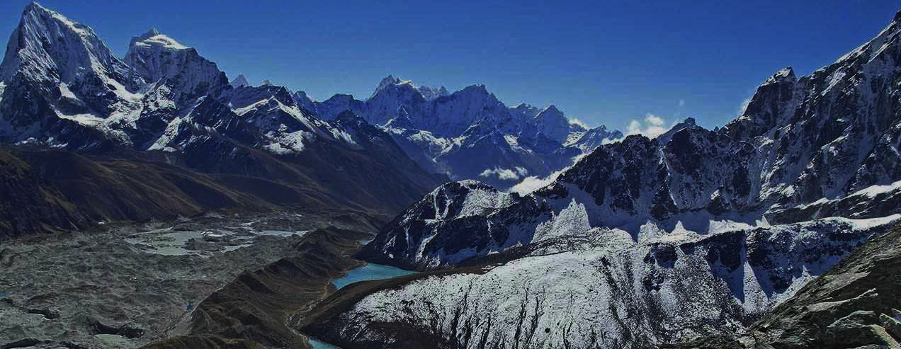 Everest Chola Pass to Gokyo